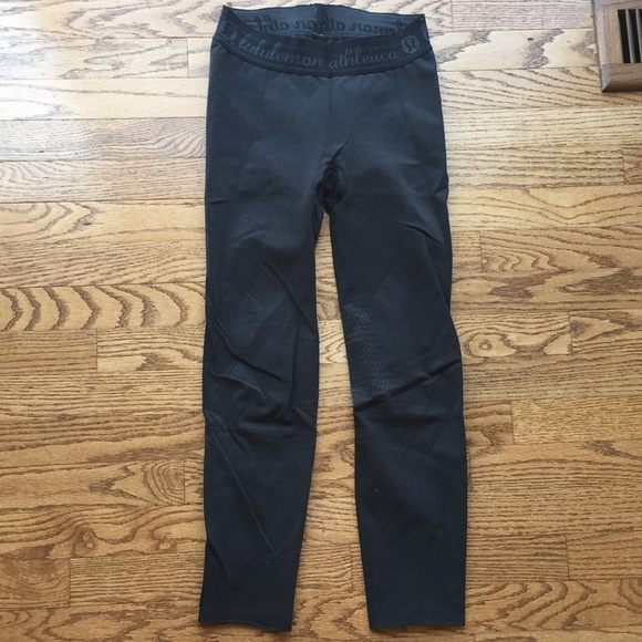33ffd06fc71ff lululemon athletica Pants | Lululemon Time Warp Tight Sz M Black ...